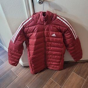 Men adidas athletic jacket size M new
